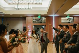 pleasant hill community center wedding, nature, outdoor wedding, melissa atle, bay area photographer